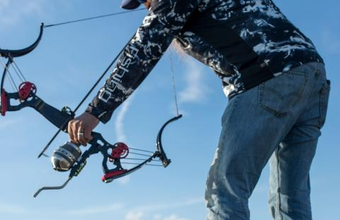 Bowfishing Bow